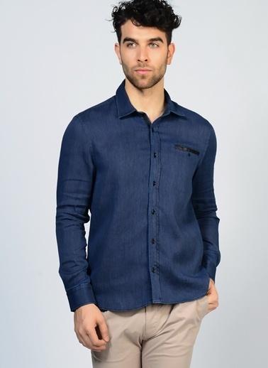 Penford Gömlek İndigo